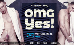 Virtual Real Gay - Kayden Gray (smartphone)   Download from Files Monster