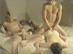 Bareback Hot, High And Horny - Brett Chandler, Jack Steele, Billy Ray | Download from Files Monster