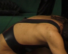 Getting slave's cum | Download from Files Monster