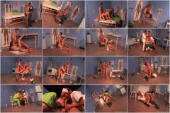 Bi Creampie Clinic vol.1   Download from Files Monster
