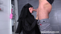 hairy milf fucked by guy in the studio | Download from Files Monster