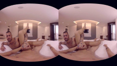 VirtualRealGay Vr180 - Fan Meeting (Aday Traun; David Paw Pov) | Download from Files Monster