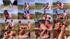 BiMaxx Outdoor Bisexual Threeway | Download from Files Monster