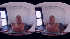 VirtualRealGay VR180 - Agency Boy (Andrea Suarez; Mark Sanz POV) | Download from Files Monster