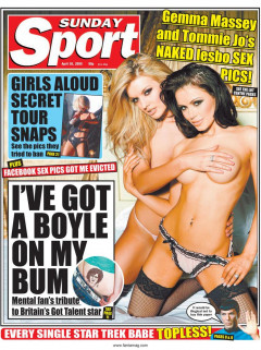 Sunday Sport - Twenty Issues | Download from Files Monster