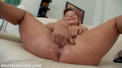 Thick Anna is fucking machine | Download from Files Monster