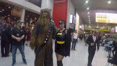 Join in at London's Comic Con full hd | Download from Files Monster