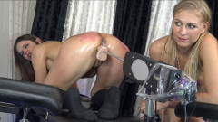 Chaturbate - Fucking Machine for lesbians | Download from Files Monster