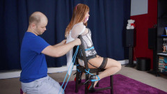 Bondage in chair | Download from Files Monster