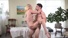 Hard work on massage table HD | Download from Files Monster