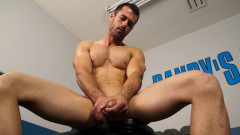 Hung workout with Brock Cooper | Download from Files Monster