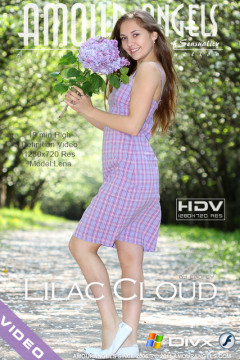 AmourAngels - Lilac cloud - Nastya - (by erofey) | Download from Files Monster