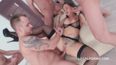 Fucking Wet four on one Betty Foxxx Dap Deep Anal Multi Pee (2018) | Download from Files Monster