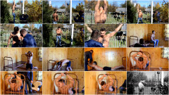 Model Photoshoot at the Dacha part1 | Download from Files Monster