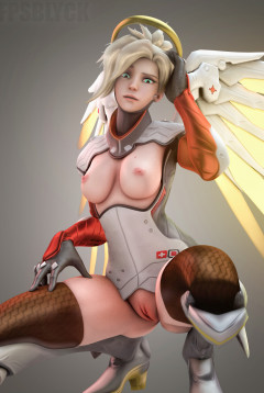 Mercy ( Overwatch ) | Download from Files Monster