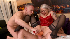 Julie Holly - DP that mature asshole (2018)   Download from Files Monster