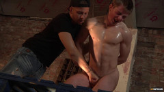Oiled Up Twink Wanked Off! - Luke Adams & Deacon Hunter - Full HD 1080p | Download from Files Monster
