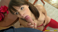 Sexy Pretty Hottie Fucks With Him All Over The Kitchen | Download from Files Monster