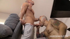 HardK - Cocksucker- Jordano Santoro With Antonio Aguilera
