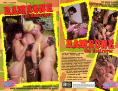 Rambone The Destroyer (1985) - Kari Foxx, Rachel Ryan, Keli Richards