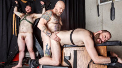 BearFilms - Cub with Lucas and Steve Sommers