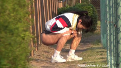Pack4 Asian Girls Pissing: Piss Fetish Videos on PissJapanTV (2013-2017)
