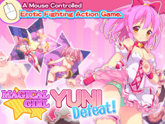 Magical Girl Yuni Defeat