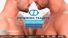 Virtual Real Gay - Swimming Trainer (Android/iPhone)