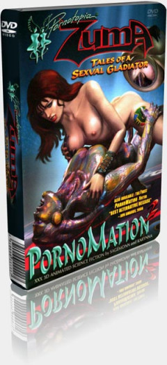 Pornomation 2: ZUMA tales of a sexual gladiator