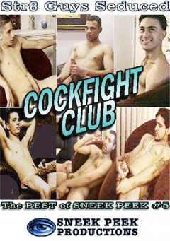 Cockfight Club (Str8 Guys Seduced) - Vinnie Russo, Dino Cory, Johnny Enrique
