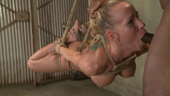 MILF is Brutally Ass Fucked Jack Hammer Simone Sonay - BDSM, Humiliation, Torture HD 720p