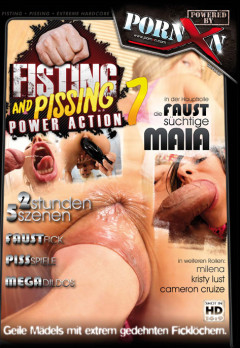 Fisting and Pissing Power Action #7
