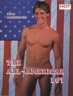 The All-American Boy Bareback (1984) - Kyle Carrington, Jim Bentley, Scott Avery