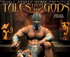 Adult Source Media - Tales from the Gods