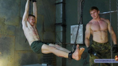 RusCapturedBoys - The Punishment for Sergeant - Part II