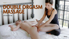 Emily Bloom - Double Orgasm Massage