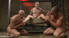 Newcomer vs Veteran - Slaves Compete to Satisfy Their Masters