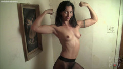 Wenona muscle Worship