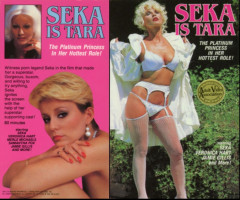 Seka is Tara (1981) - Seka, Veronica Hart, Samantha Fox
