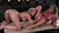Worshipping Girl - Carter Cruise & Brandi Love - Full HD 1080p