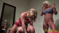 Ashlee Chambers and Wild Kat - It's A Threesome. With A Twosome In Charge