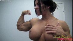 Angela Salvagno - Cock Workout
