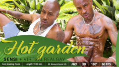 Virtual Real Gay - Hot Garden (Android/iPhone)