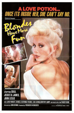 Blondes Have More Fun (1979) - Seka, Jesie St. James, Amber Rae