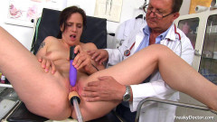 Alicia - 27 Years Girls Gyno Exam
