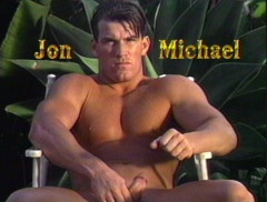 Jon Micheal Fox Studio Straight Muscle Man Solo 3D-SBS 1080p Dirty Knees POV Edition