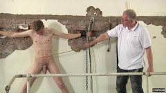 Bad Boy Olly Needs A Caning