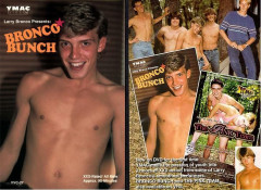 Bronco Bunch (1989) - Chris Starr, Chad Reeves, Buck Davidson