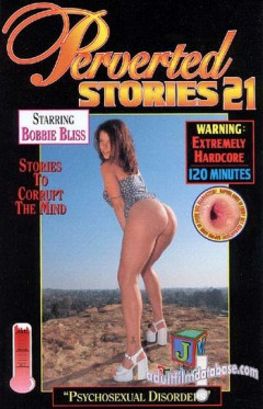 Perverted Stories  vol.21 - Psychosexual Disorders