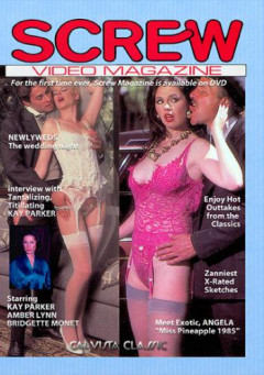 Screw Video Magazine (1985) - Amber Lynn, Kristara Barrington
